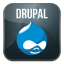 64x64px size png icon of drupal