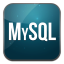 64x64px size png icon of mysql