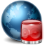 64x64px size png icon of Earth Alert