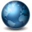 64x64px size png icon of Earth