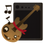 64x64px size png icon of Garageband