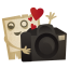 64x64px size png icon of Iphoto