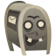 64x64px size png icon of Postbox