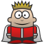64x64px size png icon of King