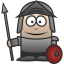 64x64px size png icon of Knight