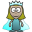 64x64px size png icon of Princess