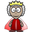 64x64px size png icon of Queen