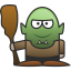 64x64px size png icon of Troll