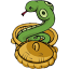 64x64px size png icon of Snake