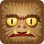 64x64px size png icon of wolfman