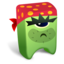 64x64px size png icon of Pirate Creature