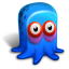 64x64px size png icon of Tentacles creature