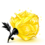64x64px size png icon of Box 23 Rose Yellow