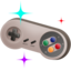 64x64px size png icon of GamePad 04