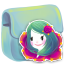 64x64px size png icon of Folder Gaia
