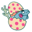 64x64px size png icon of FishEgg