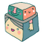 64x64px size png icon of Storage Box