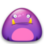 64x64px size png icon of Monster 1