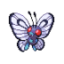 64x64px size png icon of 012 Butterfree