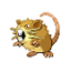 64x64px size png icon of 020 Raticate