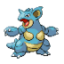64x64px size png icon of 031 Nidoqueen