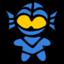 64x64px size png icon of Alien Atlantah
