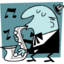 64x64px size png icon of Blue Jazz