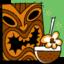 64x64px size png icon of Tiki Luau