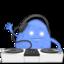 64x64px size png icon of DJ Beanie