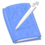 64x64px size png icon of Journal