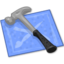 64x64px size png icon of xCode