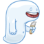 64x64px size png icon of Ghost of Hunger Past
