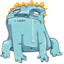 64x64px size png icon of Mr. Dribbles