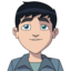 64x64px size png icon of young Bruce Wayne