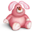 64x64px size png icon of rabbit