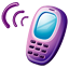 64x64px size png icon of Cellphone