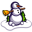 64x64px size png icon of Snow Man