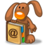 64x64px size png icon of System Apps Address Book