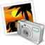 64x64px size png icon of System Apps iPhoto