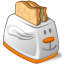 64x64px size png icon of apps toast titanium