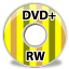 64x64px size png icon of device dvd plus rw