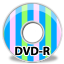 64x64px size png icon of device dvd r