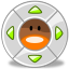 64x64px size png icon of system apps dvd player