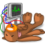 64x64px size png icon of tools activity monitor