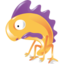 64x64px size png icon of monster03