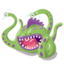 64x64px size png icon of monster05