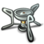 64x64px size png icon of Camp Stove