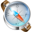 64x64px size png icon of Compass