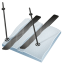 64x64px size png icon of cross country skiing