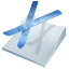 64x64px size png icon of freestyle skiing